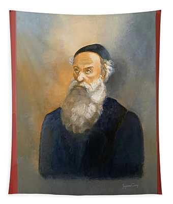 Alter Rebbe Schneur Zalman Tapestry