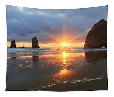 Amazing Oregon Tapestry