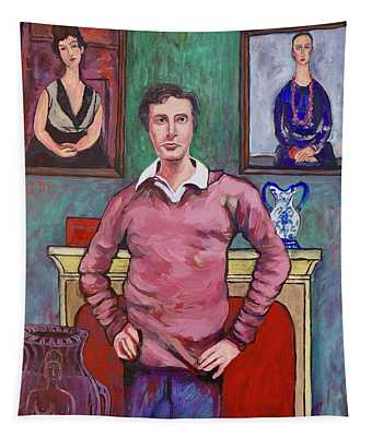 Amedeo Modigliani Tapestry