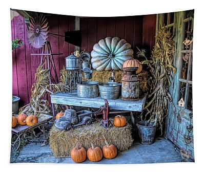 Americana Collectibles Tapestry