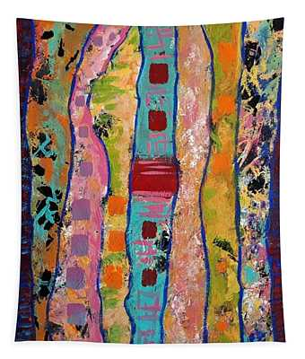Ancient Worlds 1 Tapestry