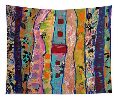 Ancient Worlds Tapestry