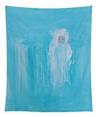 Angel Baby Tapestry