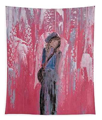 Angel For Peer Pressure Tapestry