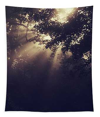 Angels Called Home Tapestry