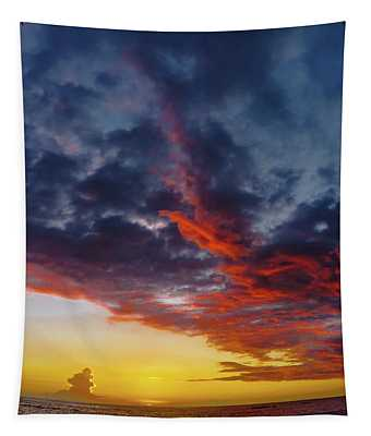 Another Colorful Sky Tapestry