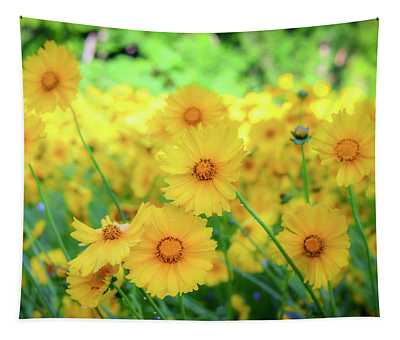 Another Glimpse, Pollinator Field Tapestry