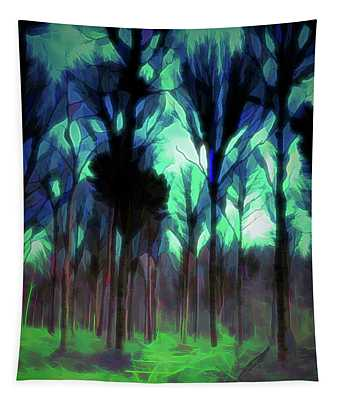 Another World - Forest Tapestry