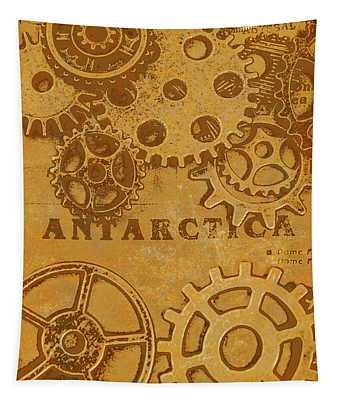 Antarctech Tapestry