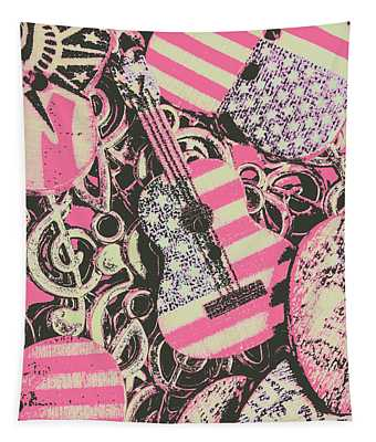 Anthems Of America Tapestry