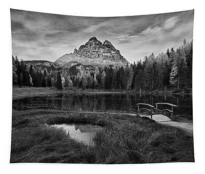 Antorno Lake II Tapestry