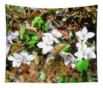 Apple Blossom 2019 Tapestry