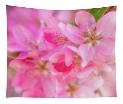 Apple Blossom 5 Tapestry