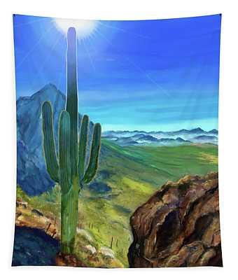 Arizona Heat Tapestry