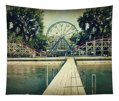 Arnolds Park Tapestry