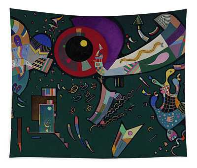 Around The Circle - Autour Du Cercle, 1940 Tapestry