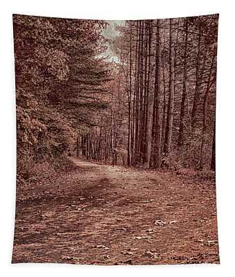 Around The Corner Tapestry