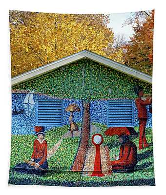 Art In The Park Tapestry