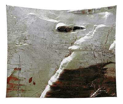 Art Print Cliff 17 Tapestry