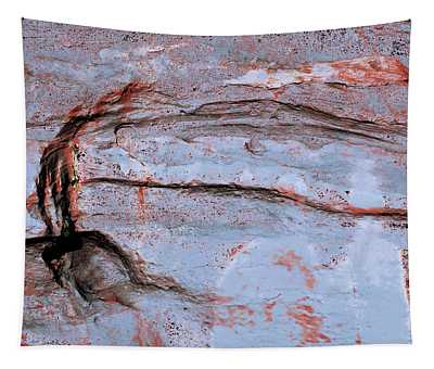 Art Print Cliff 23 Tapestry