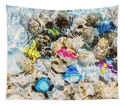 Artificial Aquarium  Tapestry