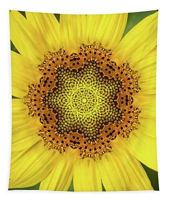 Artistic 2 Perfect Sunflower Tapestry
