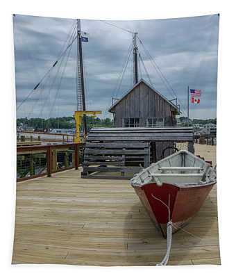 Artistic Dock Tapestry