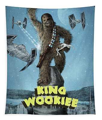 King Wookiee Tapestry