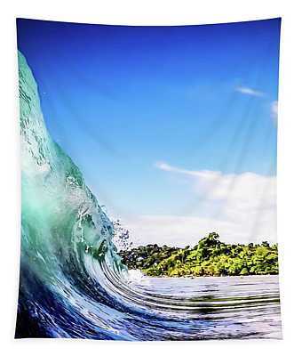 Tropical Wave Tapestry