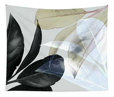 Moody Leaves Tapestry