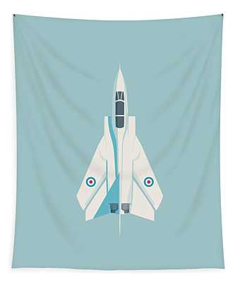 Tornado Swing Wing Jet - Sky Tapestry