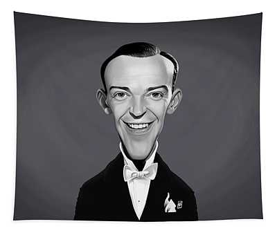 Celebrity Sunday - Fred Astaire Tapestry