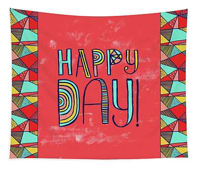 Happy Day Tapestry