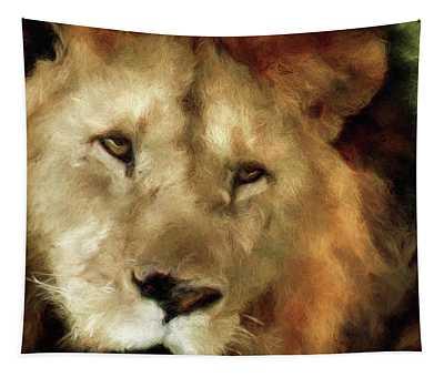 Aslan Tapestry