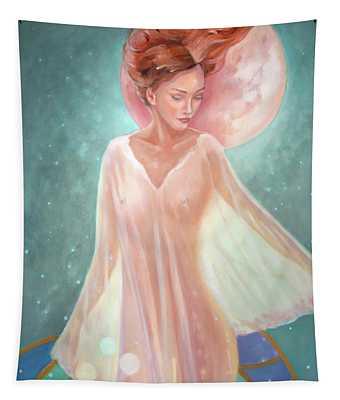 Asteria Nouveau Tapestry