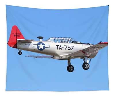 At-6  Texan Tapestry
