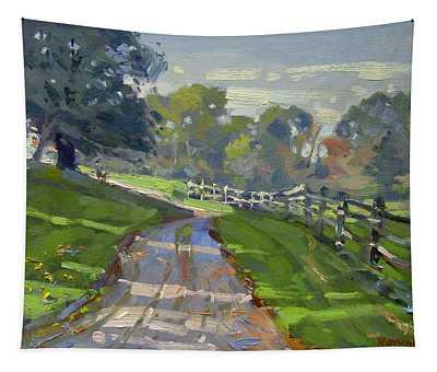At Knox Farm State Park Ny Tapestry