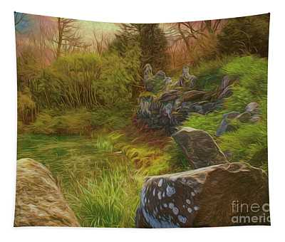 At The Water's Edge Tapestry