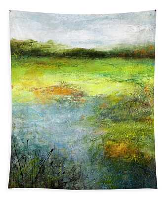 August Of Another Summer Tapestry
