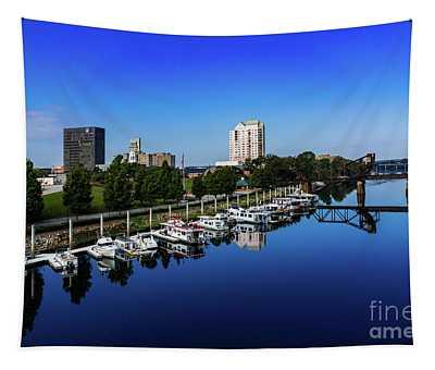 Augusta Ga Savannah River 2 Tapestry