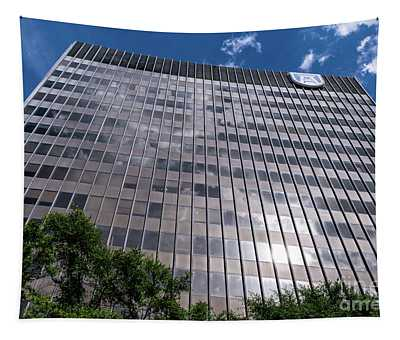 Augusta University Building 1 Tapestry