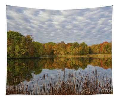 Autumn Clarity Tapestry