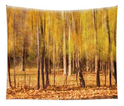 Autumn Dreaming Tapestry