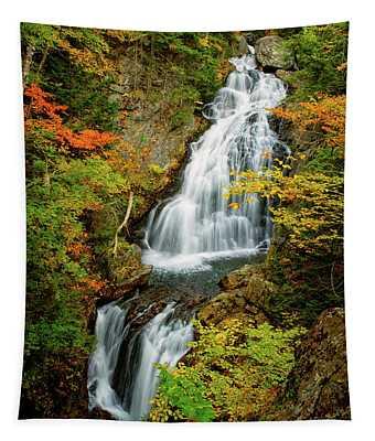 Autumn Falls, Crystal Cascade Tapestry