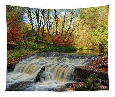 Autumn Flow Tapestry