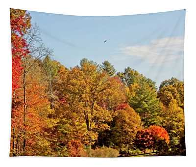 Autumn Glow Tapestry