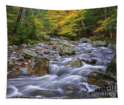 Autumn In Nh Tapestry