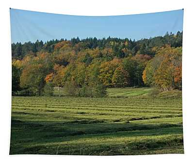Autumn Scenery Tapestry