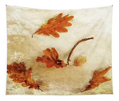 Autumn Twist Tapestry