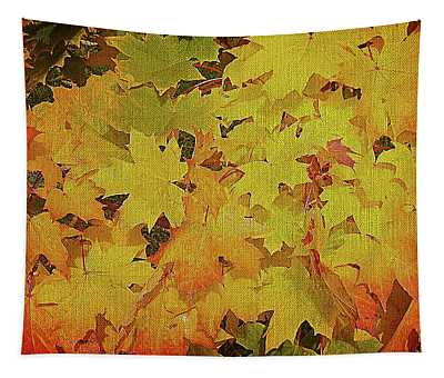 Autumnal Brilliance Tapestry